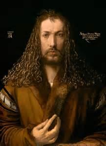 Albrecht Duerer -Self portrait