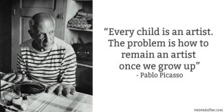 Art quote-pablo-picasso-every-chld-is-an-artist