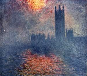 Claude_Monet-Houses of Parliament London