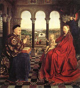Jan_van_Eyck_The_Virgin_of_Chancellor_Rolin