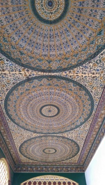 Marrakech - Bahia Palace 08