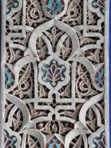 Marrakech - Bahia Palace 35