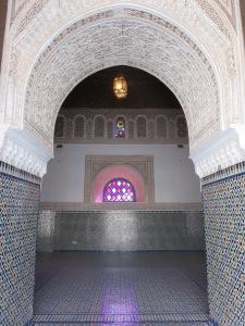 Marrakech - Bahia Palace 44