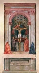 Masaccio-Holy Trinity