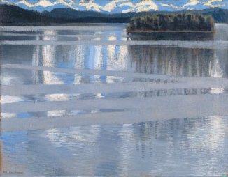 Akseli Gallen-Kallela-Lake Keitele-