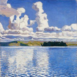 Akseli Gallen-Kallela - Sky - 1904