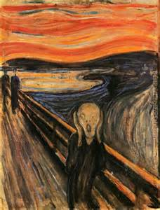 Edvard Munch-The Scream-1893