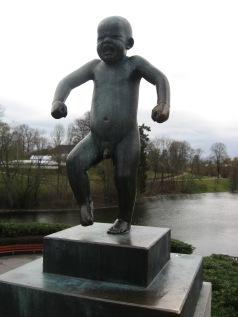 Vigelandpark bronze10-copy