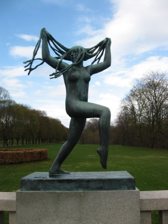 Vigelandpark bronze21-copy