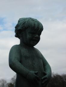 Vigelandpark bronze23-copy